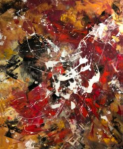 Abstraction 63 - 48x60