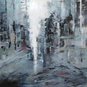 Urbania #9 (40x40)